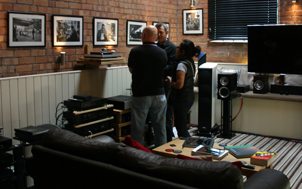 Faithful Audio Open Day