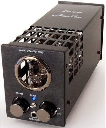 Icon Audio MP3 Integrated Valve Amplifier