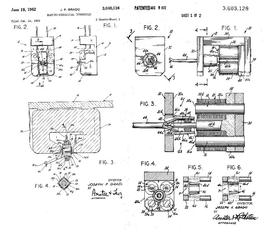 a grade above the legacy of joseph grado audio affair blog schematic circuit diagram but by the time 1964 had rolled around grado and his small team decided to stick to what they did best and decreed to only produce cartridges,
