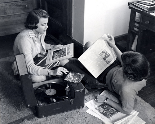 The Rise And Fall And Rise Of Vinyl Audio Affair Blog