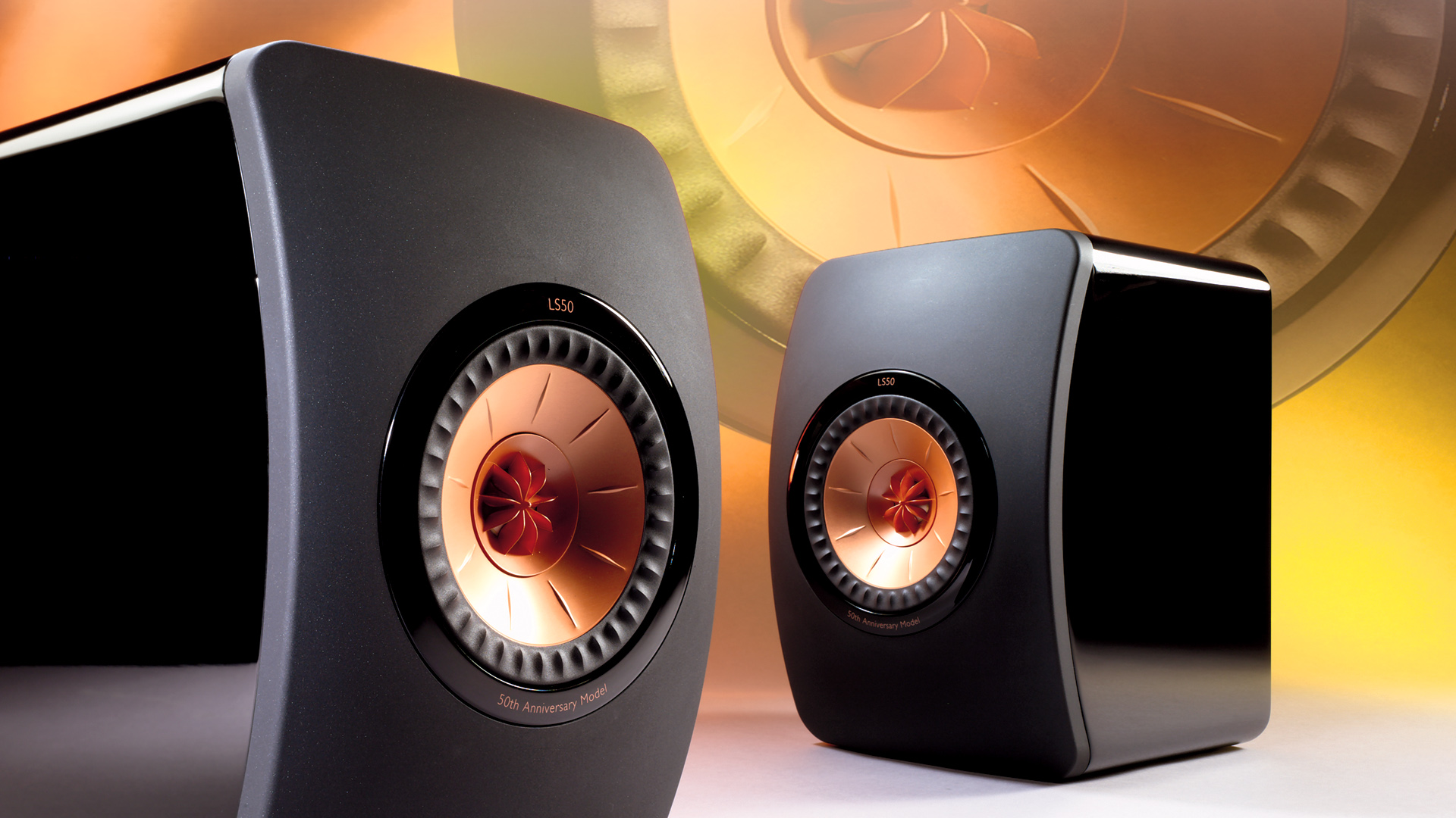 Image result for KEF LS50