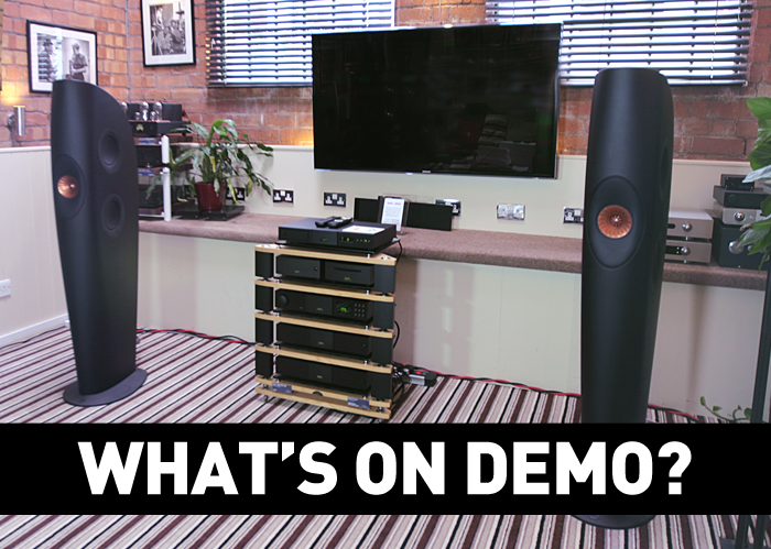 What's on demo at Audio Affair