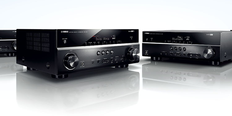 yamaha 39 s new av receiver range has musiccast and it 39 s. Black Bedroom Furniture Sets. Home Design Ideas