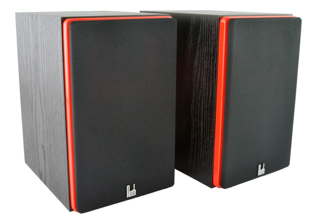 Roth Audio VA4 Active Speakers