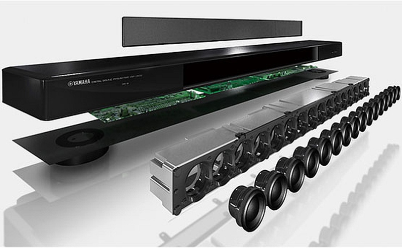 is the yamaha ysp 5600 the ultimate soundbar audio. Black Bedroom Furniture Sets. Home Design Ideas