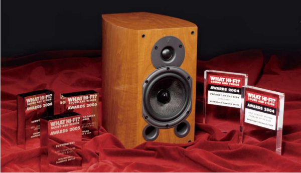 Wharfedale Diamond 9 What Hi-Fi Awards