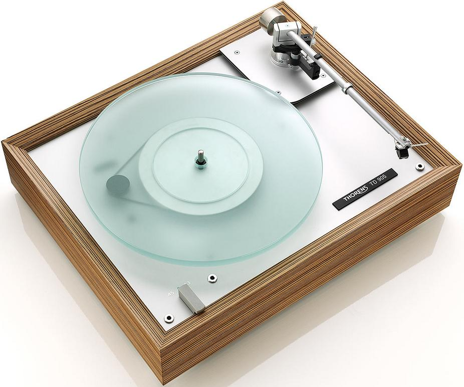thorens-td-905-turntable-top