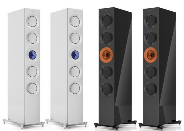KEF Reference 5 Foundry Edition
