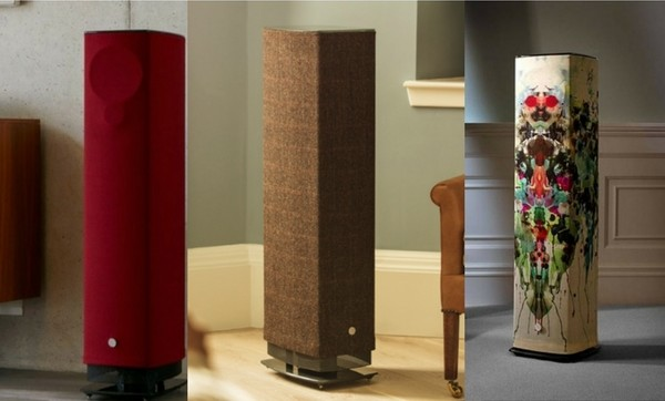 Linn 500 series speakers