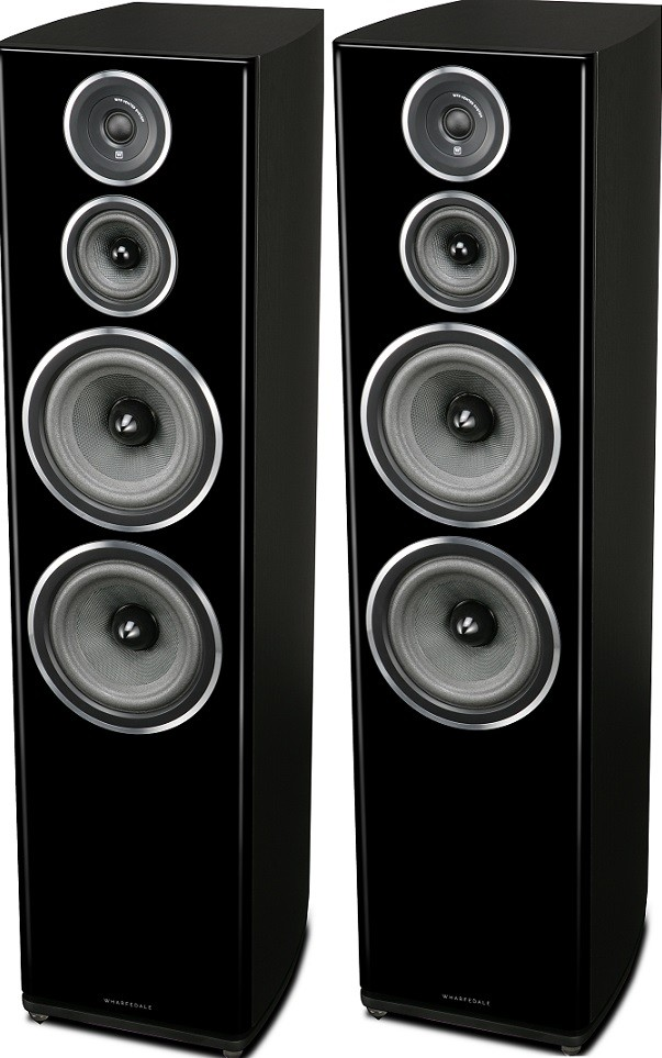 A Legend Revised In The New Wharfedale Diamond 11 Audio