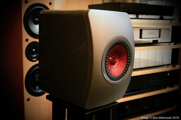 KEF Wireless LS50