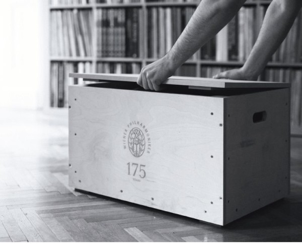 Pro-Ject VPO 175 crate