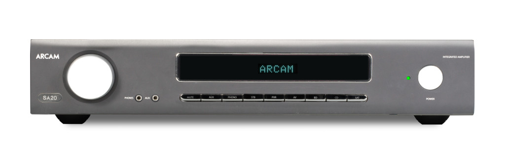 Arcams New SA Amplifiers And CDS50 Streamer