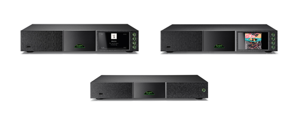 New Naim Streamers