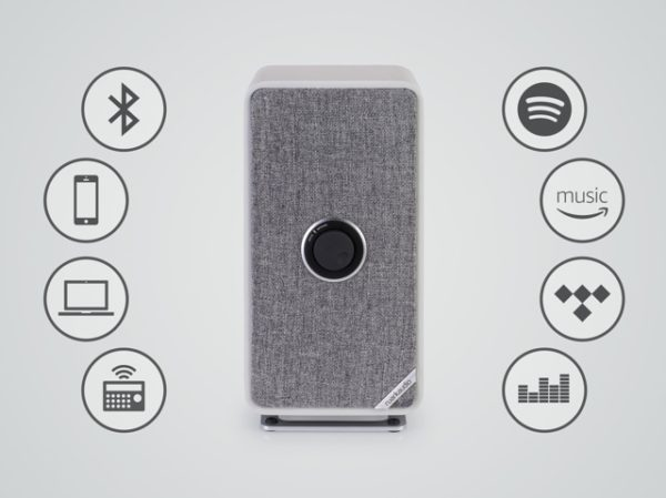 Ruark MRX connected