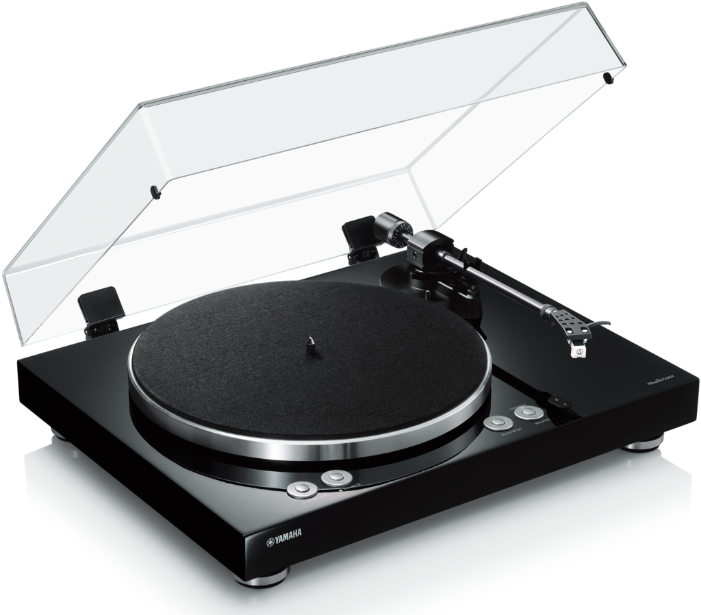 Yamaha Vinyl 500 Turntable Black
