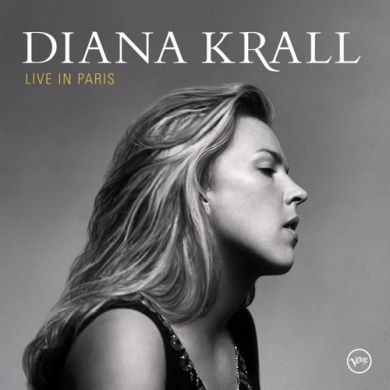 Diana Krall - Live in Paris - 180g Audiophile Double LP