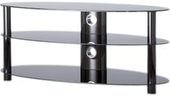 "Alphason Accord 37"" Curved Glass TV Stand AR800"