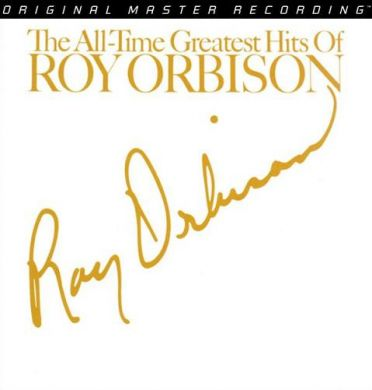 Roy Orbison - All Time Greatest Hits - MFSL CD