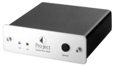 Pro-Ject Speed Box MkII
