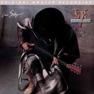 Stevie Ray Vaughan - In Step - SACD