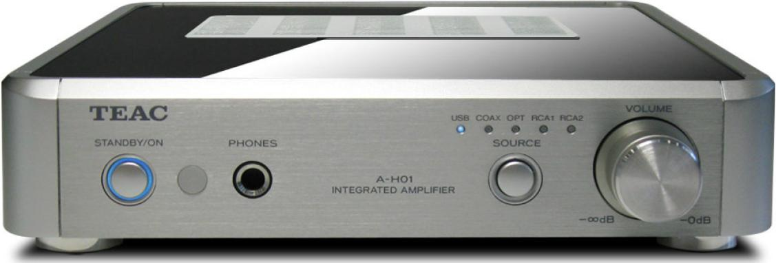 TEAC A-H01 Integrated Amplifier + DAC