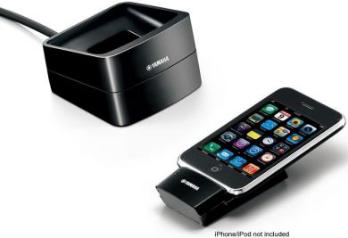 Yamaha YID-W10 Wireless iPod / iPhone Dock