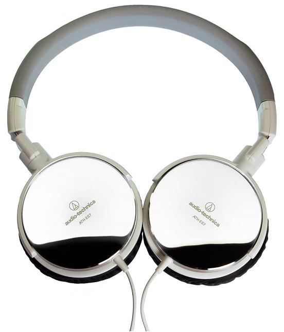 Audio Technica ATH ES7 Headphones