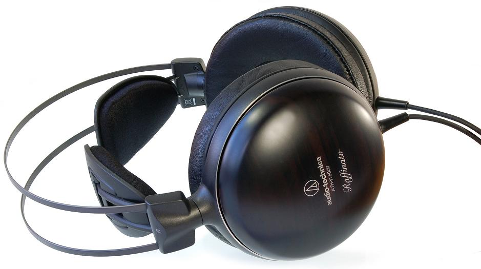 Audio Technica ATH W5000 Headphones