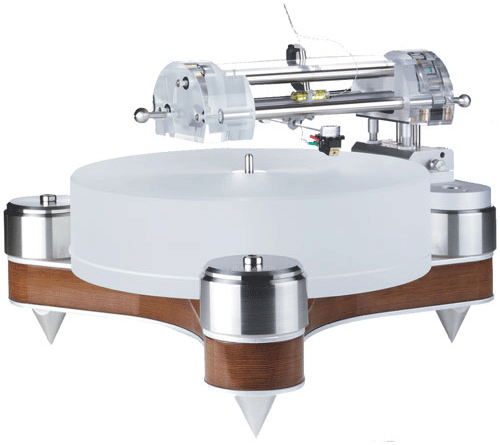 Clearaudio Anniversary Turntable