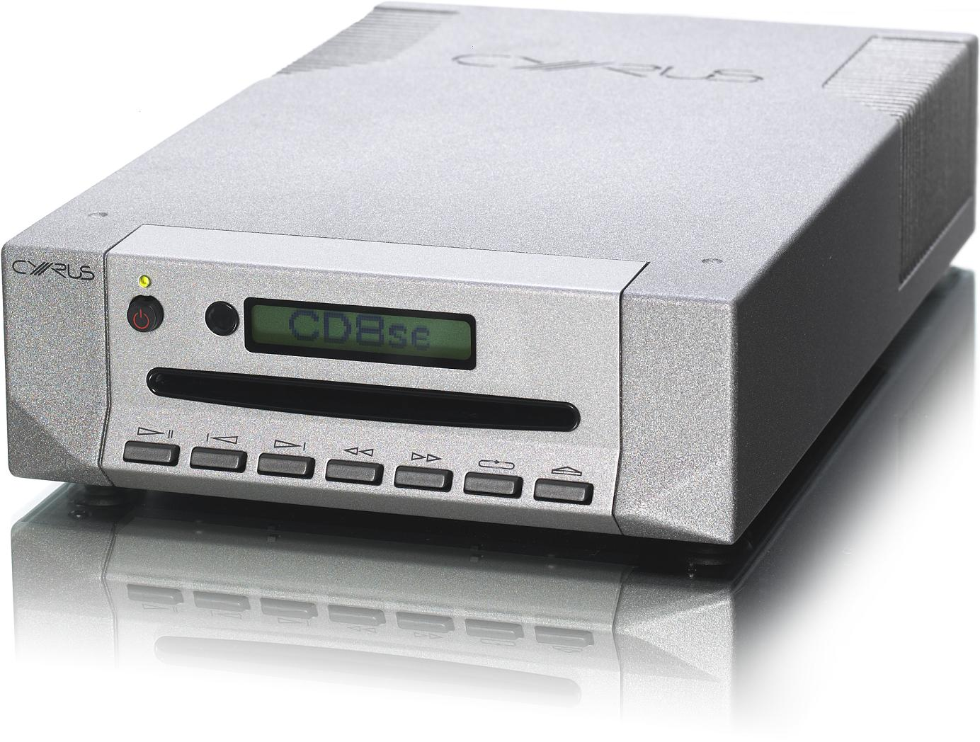 Cyrus CD8 SE2 CD Player
