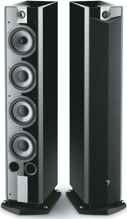 Focal 836 VW UK SE Ltd Edition Speakers (Pair)