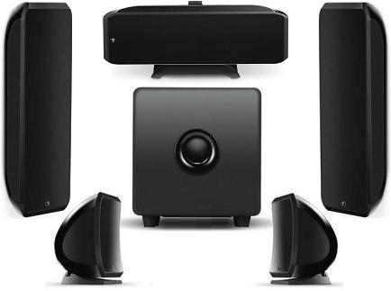Focal Sib Cinema Pack 5.1 Speaker System