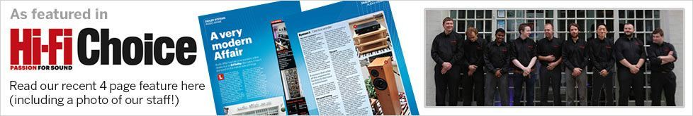Featured in Hi-Fi Choice