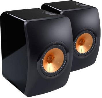 KEF LS50 Speakers 50th Anniversary