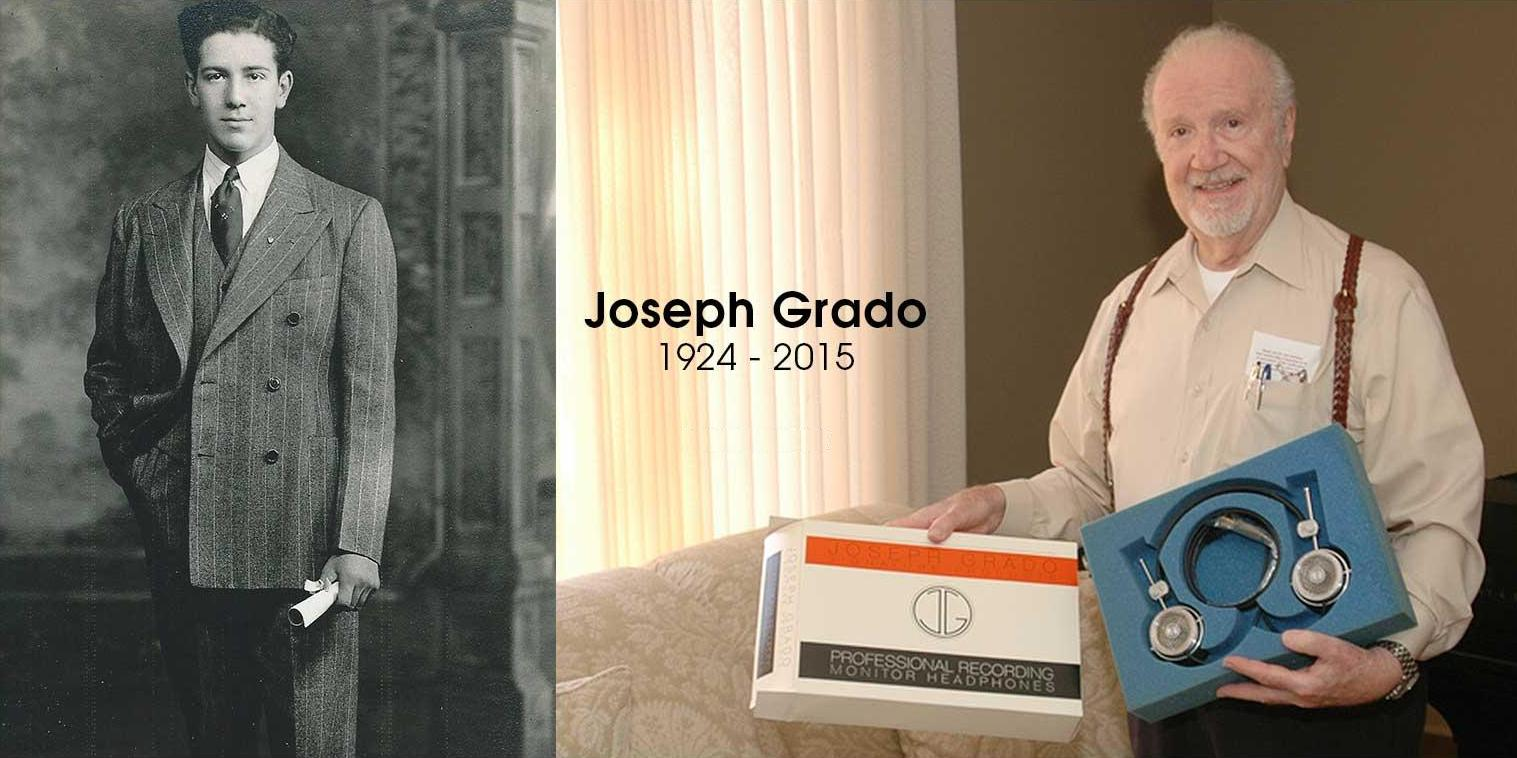 A Grade Above The Legacy Of Joseph Grado Audio Affair Blog
