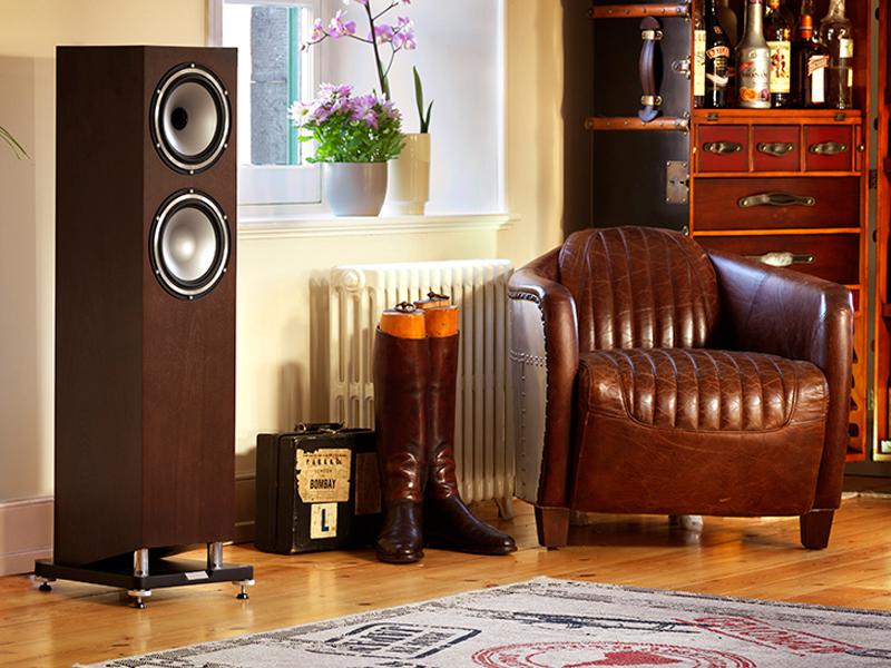 tannoy speaker placement
