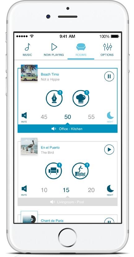 Devialet Spark App