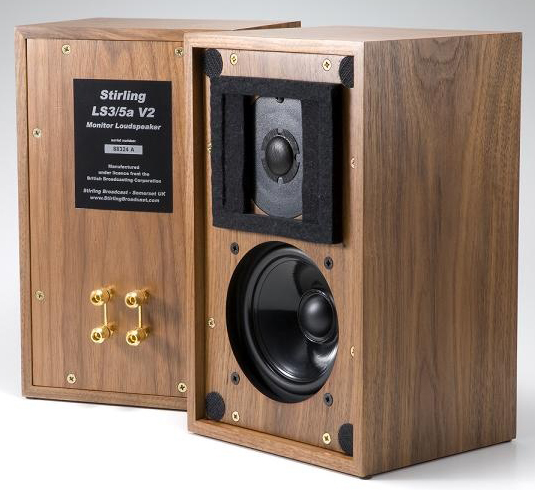 Stirling Audio LS3/5A