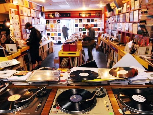 Record Shop VInyl