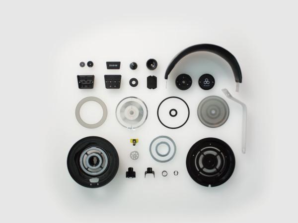 Final Audio D8000 components