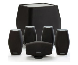 The Audio Mass 5.1 Speaker Package