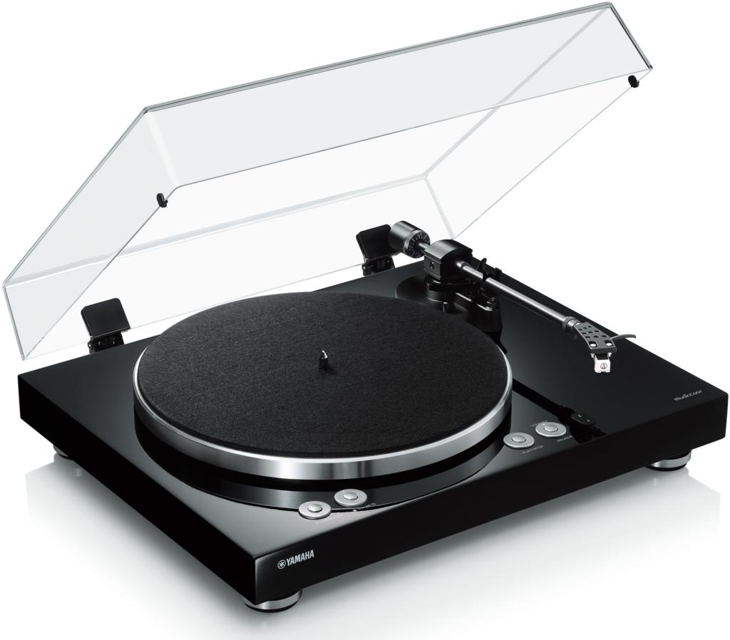 Yamaha Vinyl 500 Turntable Black