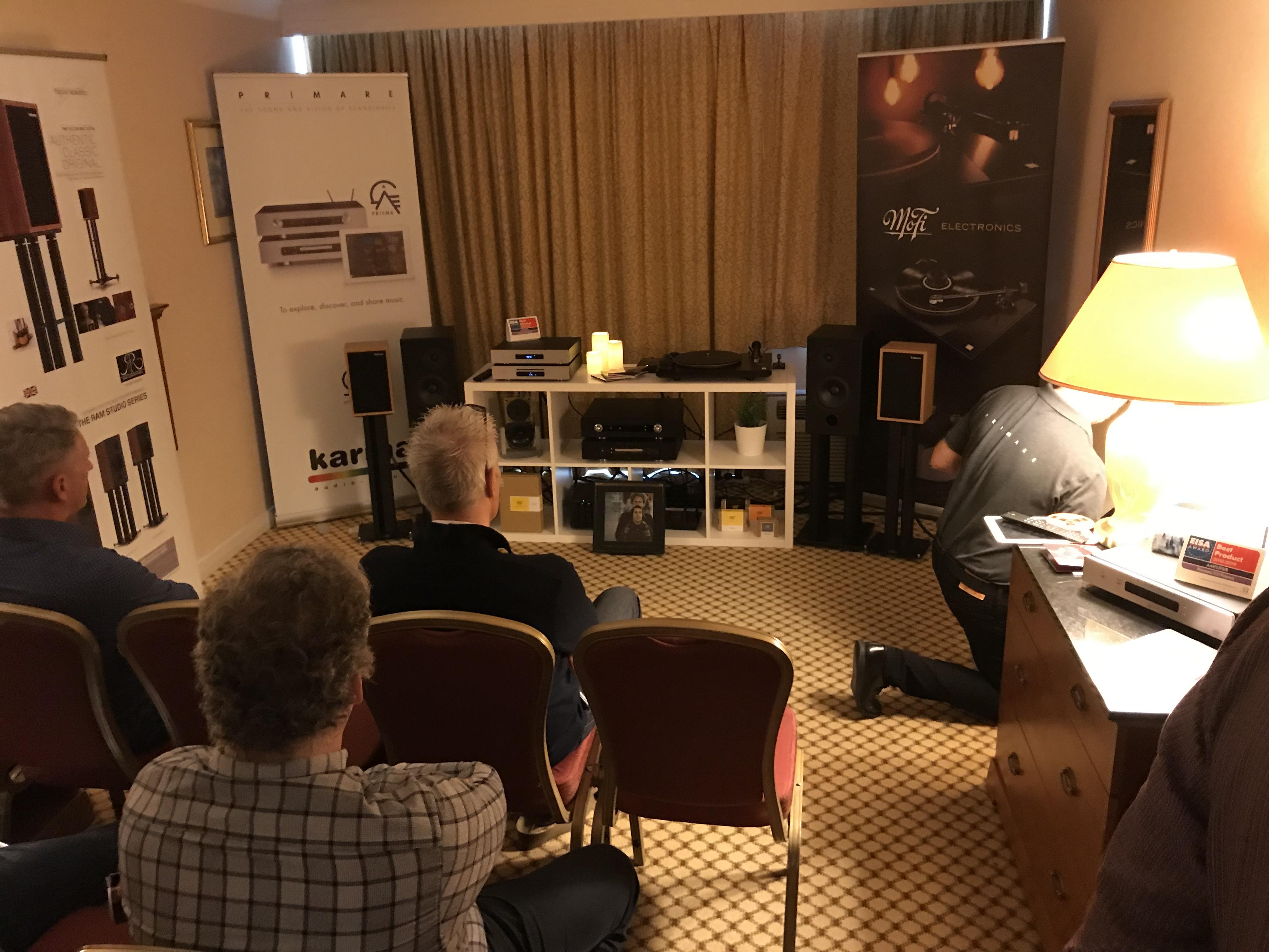 Audio Affair Bristol Show Report 2019