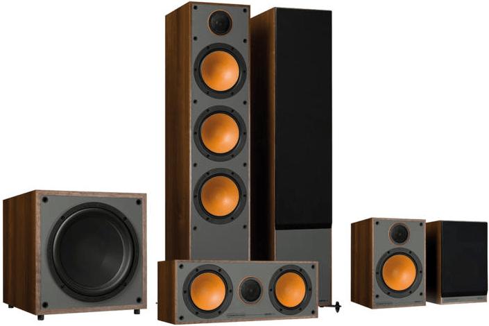 Monitor Audio Monitor speaker range