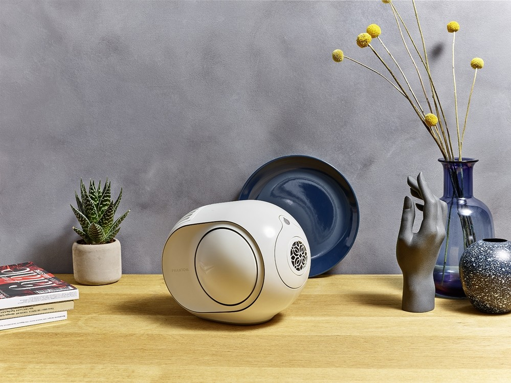 Devialet Phantom Reactor 600 in White