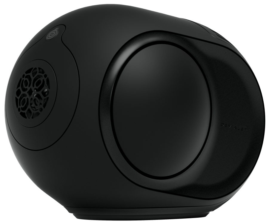 Devialet Phantom Reactor in Matt Black