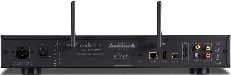 Audiolab 6000N Black