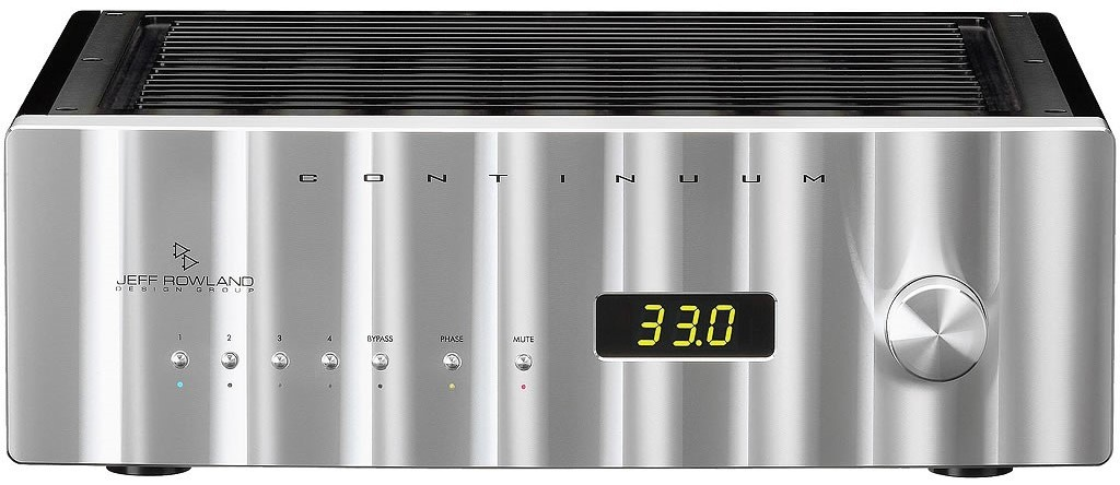 Jeff Rowland Continuum S2 Integrated Amplifier