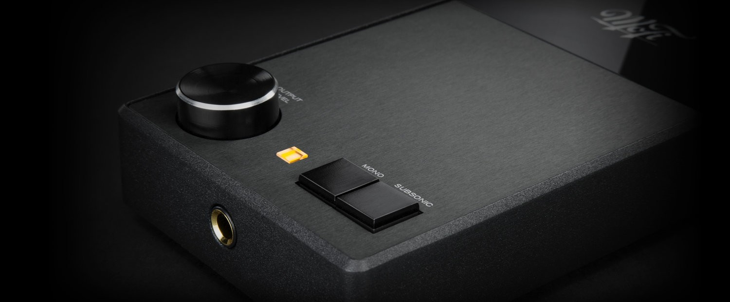Mobile Fidelity UltraPhono Phono Stage and Headphone Amplifier